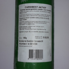 Carnibest Hond Aktief 1000 gram