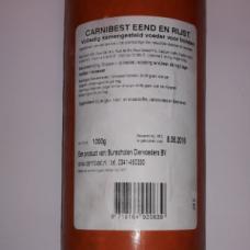 Carnibest Hond Eend/Rijst 1000 gram