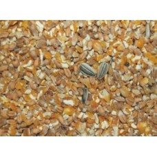 Gemengd Graan met Mais en Zonnepitten (Basis) 20 kg