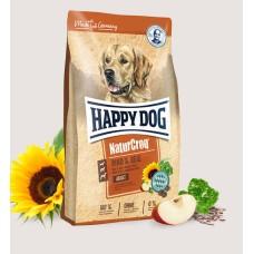 Happy Dog Naturcroq Rund en Rijst 15 kg
