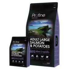 Profine Adult Large Breed Zalm en Aardappel 15 kg
