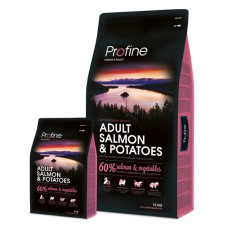Profine Adult Zalm en Aardappel 15 kg