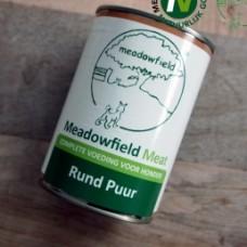 Meadowfield Dog Meat Rund 400 gram