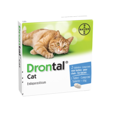 Drontal Cat 2 tabletten