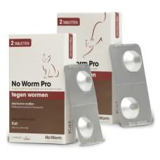 Exil No Worm Pro Kat 2 tabletten