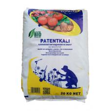Patentkali 20 kg (Biologisch)