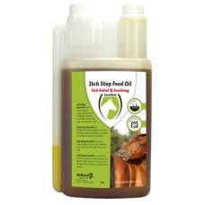 Itch Stop Feed Oil Horse 1liter