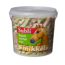 Subli Smikkels Gemengd 1,5 kg