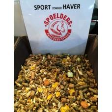 Spoelders Sport zonder Haver 20 kg