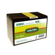 Koltec Batterij 55Ah