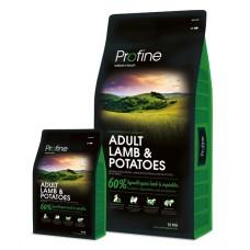 Profine Adult Lam en Aardappel 15 kg